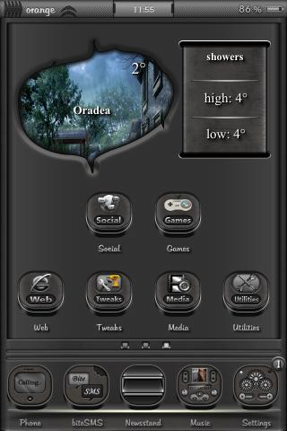 Download B1ackScorpion dark FolderIcons 1.0-1