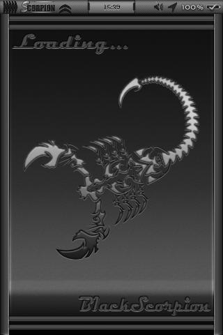 Download B1ackScorpion dark loading screens 1.01