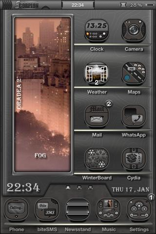 Download B1ackScorpion dark SB GPS 3 1.0