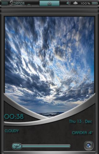 Download B1ackScorpion LS GPS widget 1.0