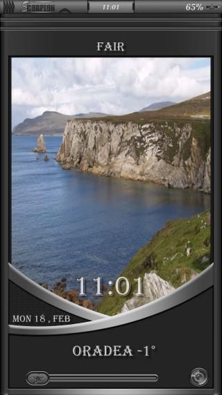 Download B1ackScorpion LS widget ip5 1.0