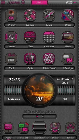 Download B1ackScorpion pink mod 1.0