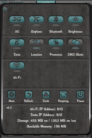 Download B1ackScorpion SBSettings theme 1.0.1