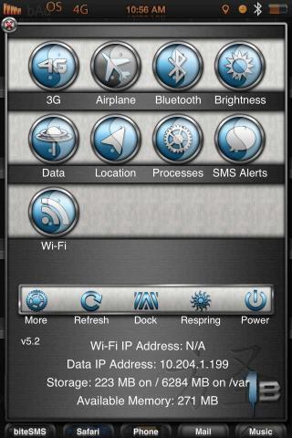 Download b1ade SbSettings 1.0