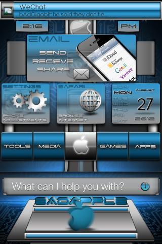 Download bAdApple Siri 1.0