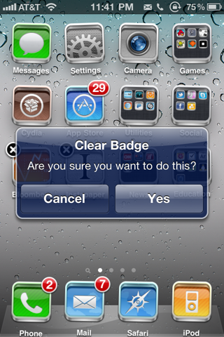Download BadgeClear 2.0