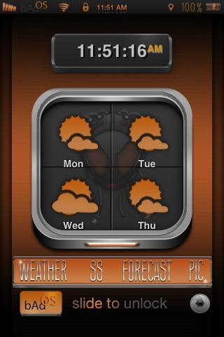 Download bAdOS Multi Touch Lockscreen 1.0