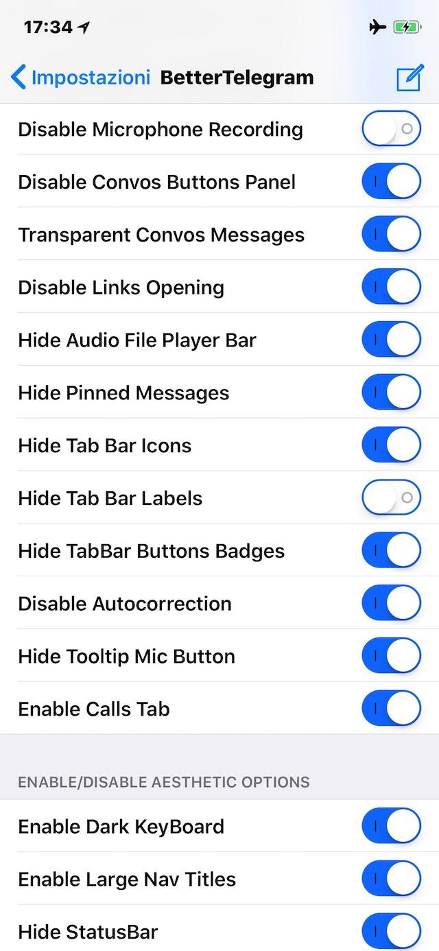 Download BetterTelegram 1.0.1