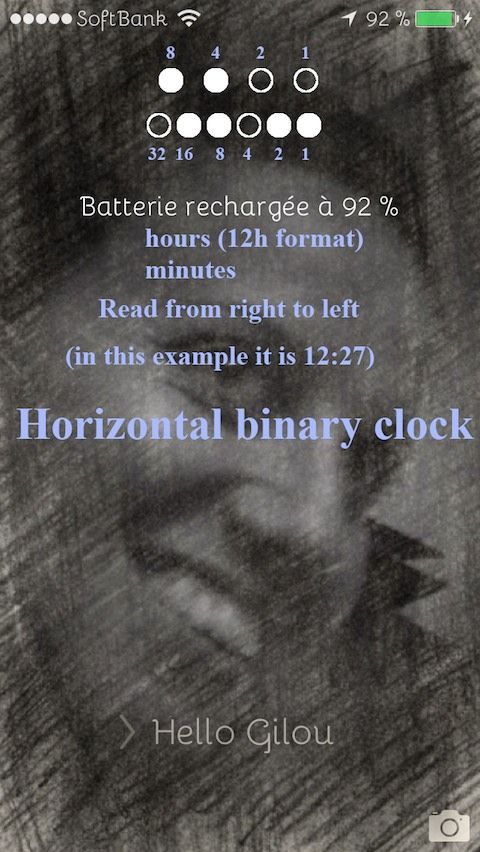 Download Binary Clock 7 1.0.6-3