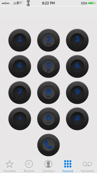 Download BL1cK BLUE 1.0