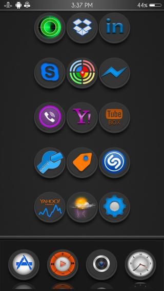 Download BLAc7uaL-CirCle 1.0
