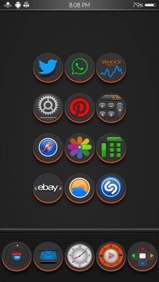 Download BLAc7uaL C-IconOmatic 1.0
