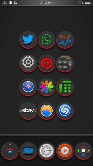 Download BLAc7uaL CirCle ReD 1.0