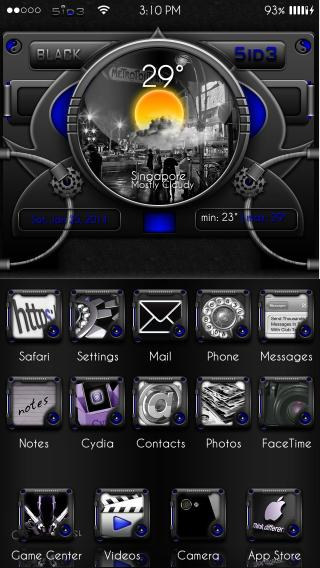 Download Black5id3iOS7-Blue 1.0