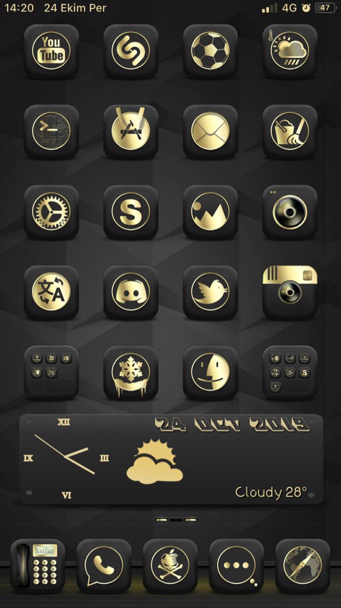Download Black Eagle Gold 1.0.1