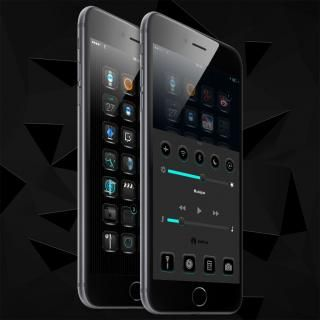 Download BlackEdition iOS8 Vex 1.0