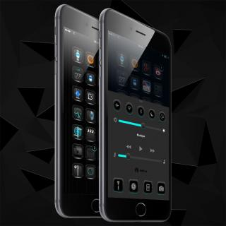 Download BlackEdition iOS9 Vex mod 1.0