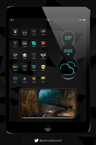 Download BlackEdition SettingIcons iOS7 1.0