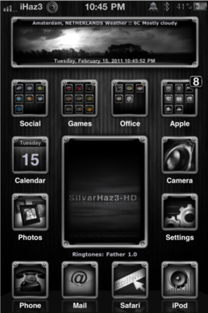Download SilverHaz3 HD iPhone 1.2