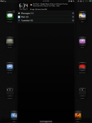 Download BlackHaz3 HD Special for iPad3 1.1