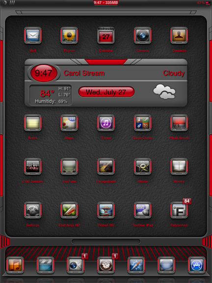 Download blAze Red iPad 1.6