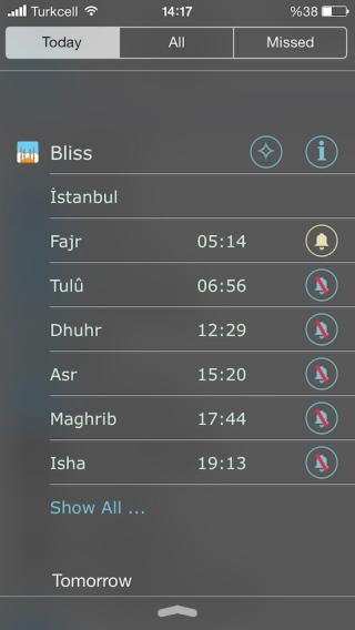 Download Bliss 3 for Notification Center 3.0-2
