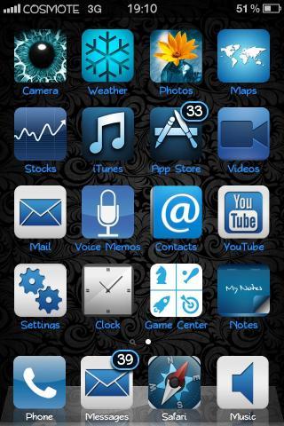 Download BlueGlances HD 1.1