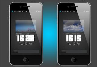 Download BlueNight LS weather Glass 1.0