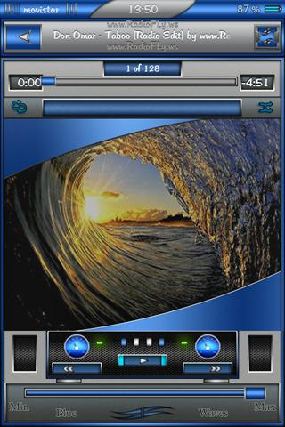 Download BlueWaves HD 1.0