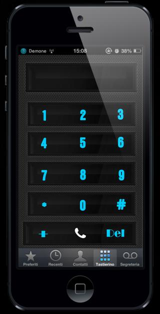 Download BluseNight HD iPhone5 1.0