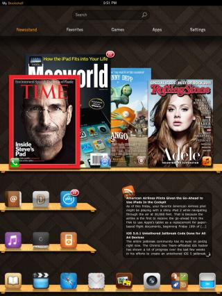 Download Bookshelf for iPad 1.0
