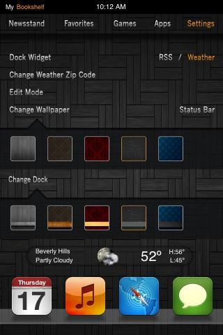 Download Bookshelf for iPhone 1.0u