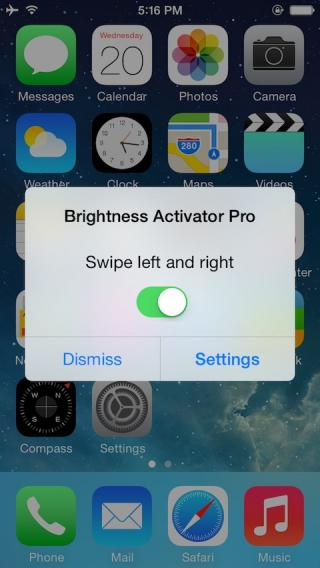 Download Brightness Activator Pro 1.0-6
