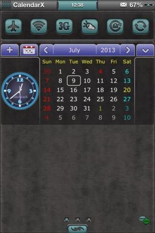 Download CalendarX for Notification Center 1.0-3