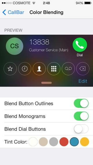 Download CallBar (iOS 10/9/8/7) 1.3-169