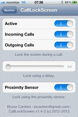 Download CallLockScreen 1.7-1