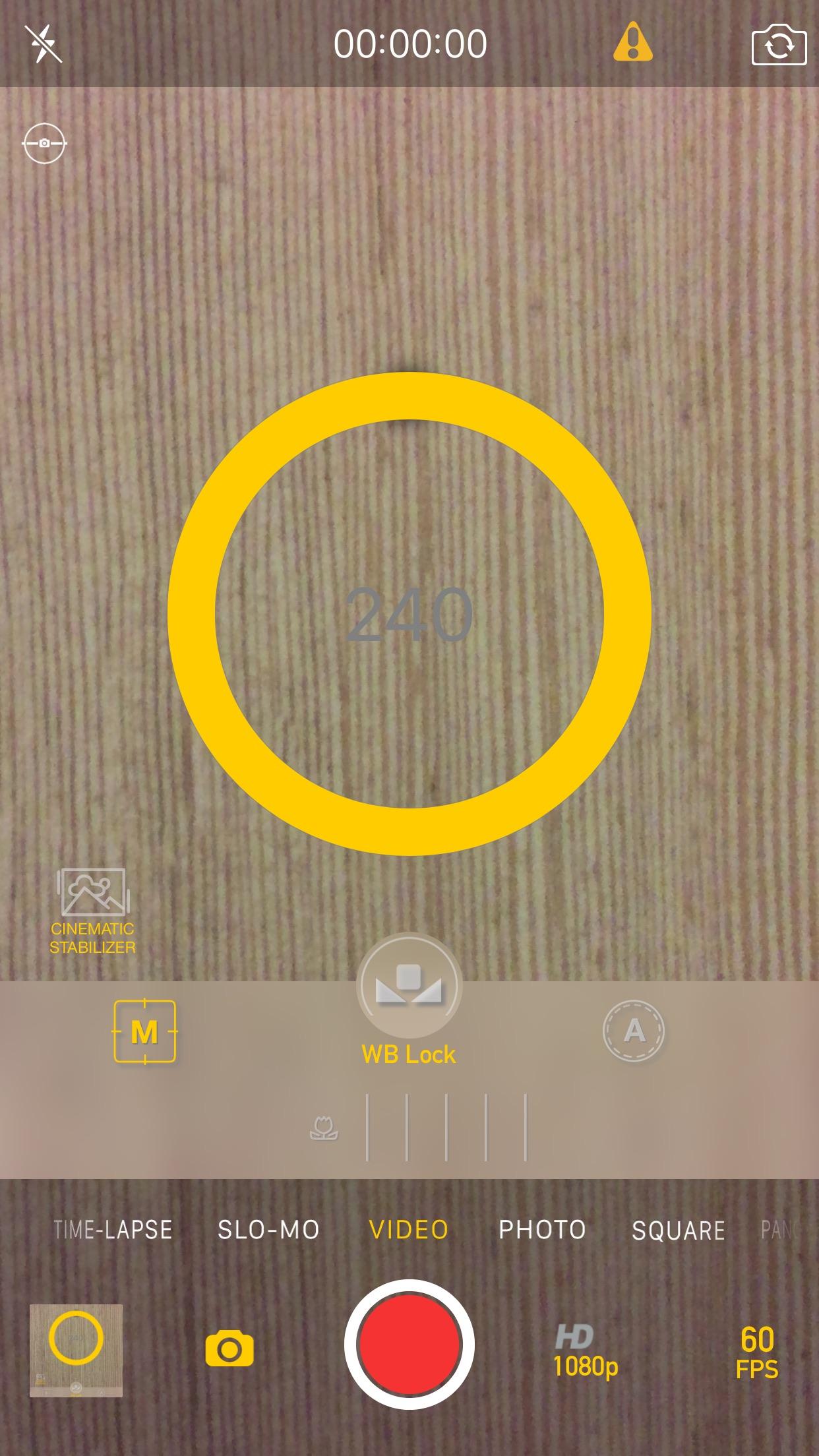 Download CameraTweak 4 (iOS 10/9) 1.1.2