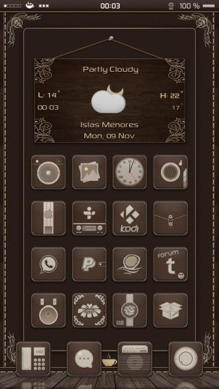 Download Cappuccino Break iWidgets i6 plus 1.3