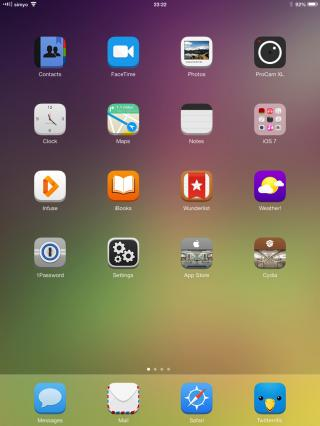 Download Carla iOS 7 - Wallpapers 1.0