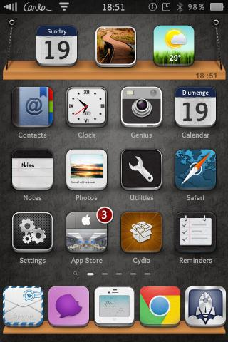 Download Carla LiveClock Theme 2.0