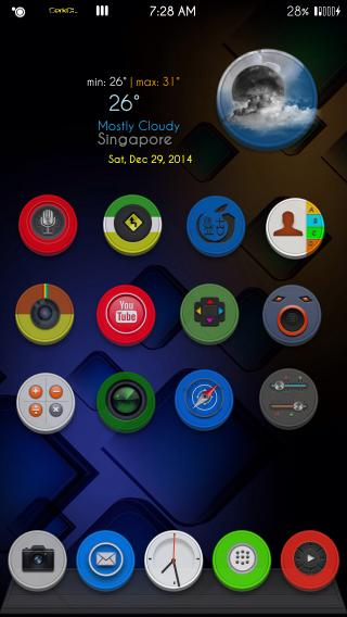 Download Cerk0L-8 Red UI 1.0