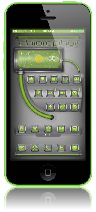 Download Chlorophyll i5 iconoclasm 1.0