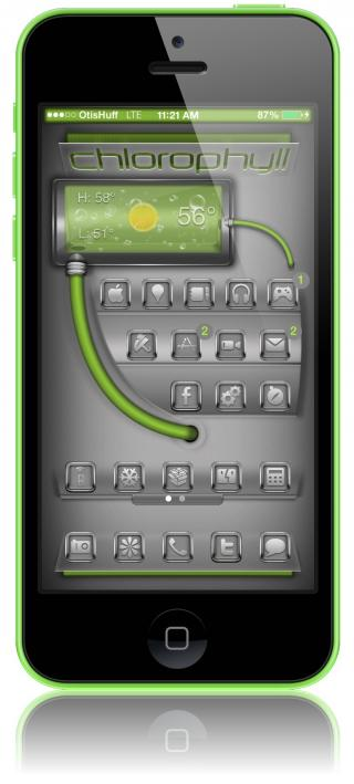 Download Chlorophyll iOS 7 1.0