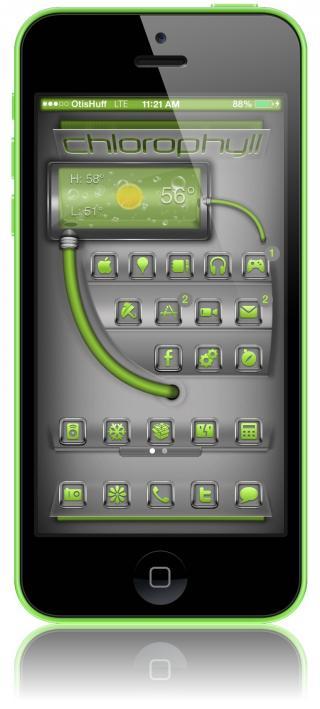 Download Chlorophyll iWidgets 1.0