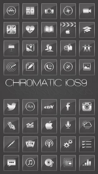 Download CHR0MATIC iOS9 1.1