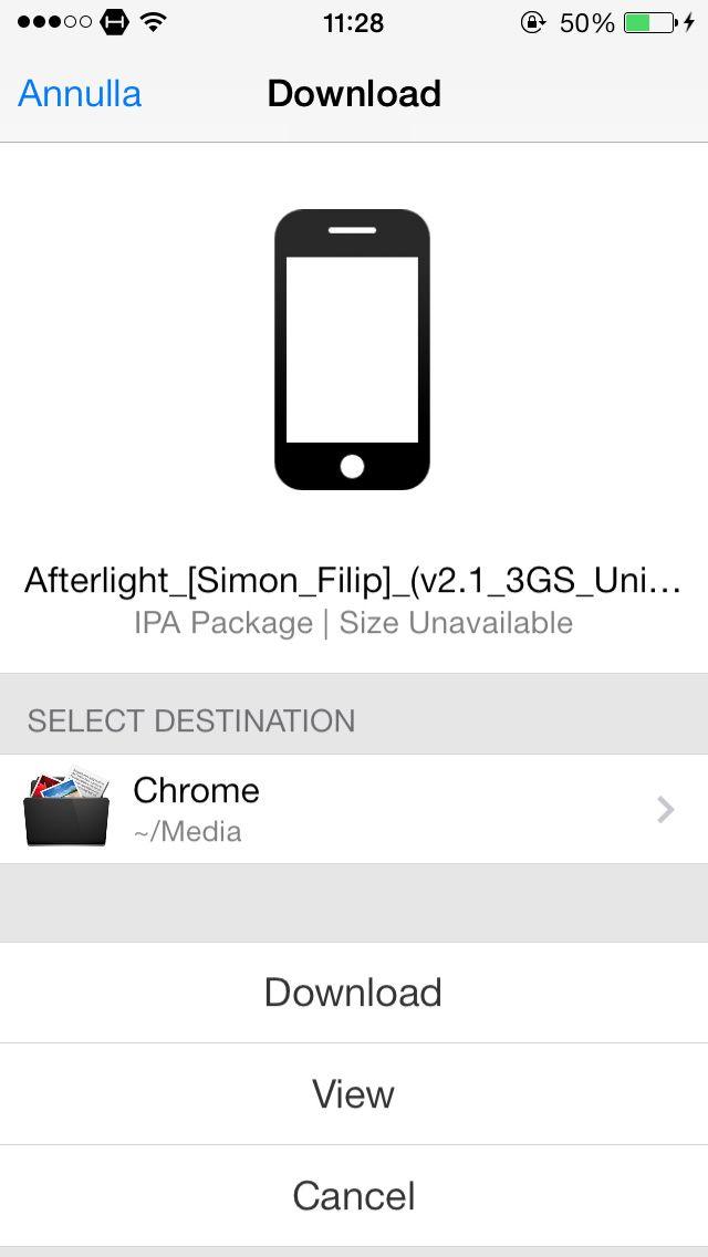 Download Chrome Downloader 2.3-1