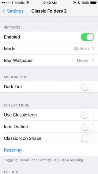 Download ClassicFolders 2 2.0.4k