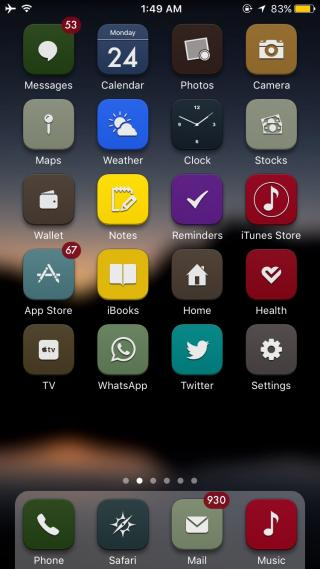 Download Clife Settings Icons theme 1.0
