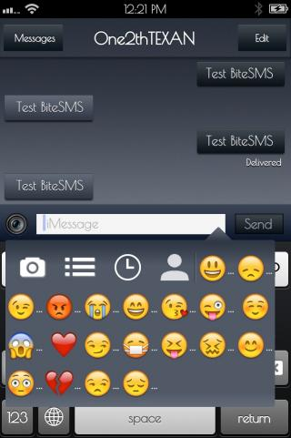 Download Colorblind BiteSMS Theme 1.4