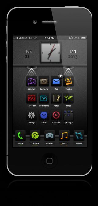 Download Colorido Dark HD 1.0